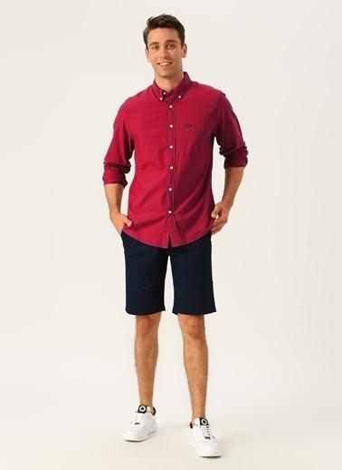 Lee&Wrangler Lee Gömlek Kırmızı